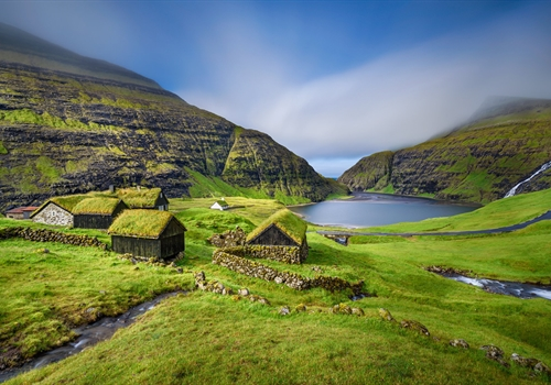 Injections for Faroe Islands